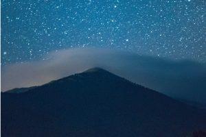 night sky universe